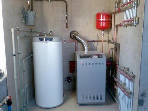 Какое водяное отопление загородного дома устроить? 3