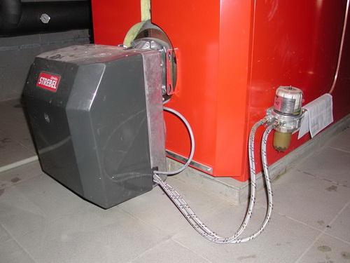 отопление дизельным котлом 2