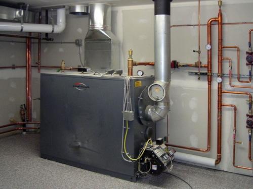 отопление дизельным котлом 3