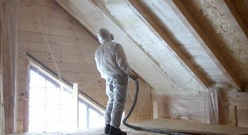Правильное утепление мансардной крыши частного дома – важные моменты 4