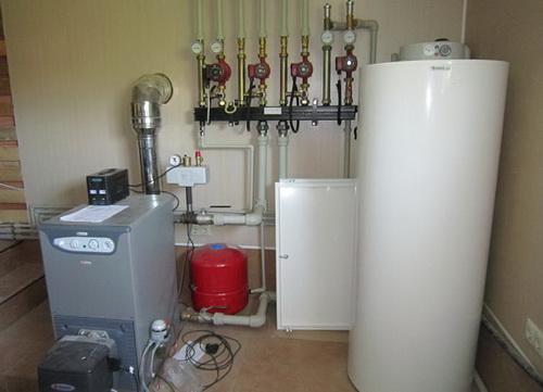 Правильный расчет мощности котла для отопления частного дома 3