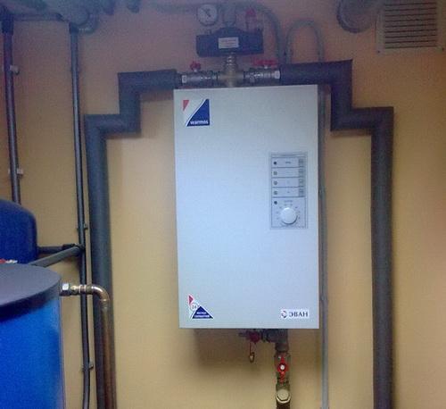 Правильный расчет электрокотла для отопления дома 3