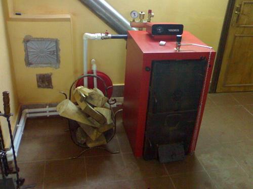 Как делать расчет мощности котла для отопления дома 1