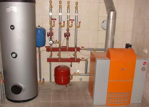 Как делать расчет мощности котла для отопления дома 3