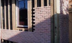 Чем облицевать деревянный дом снаружи — обкладка деревянного дома декоративным кирпичом