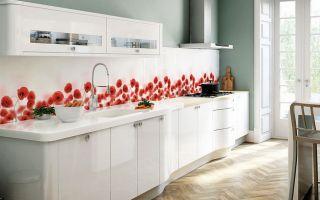Кухонный фартук из ПВХ панелей — планируем дизайн современной кухни