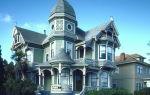Дом — сказка из пригорода