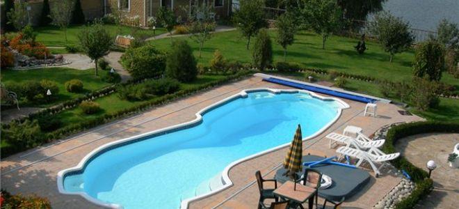 Свой бассейн — плаваем рядом с домом