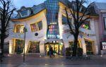 Необычные фасады частных домов — Польша