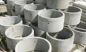 Пластиковые и жб кольца для колодца – какие купить и как оформить