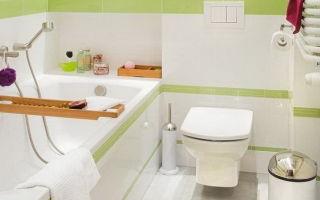 Маленькие совмещенные санузлы в современной квартире — дизайн и интерьер