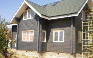Чем красить деревянный дом снаружи — лучшая фасадная краска для деревянного дома