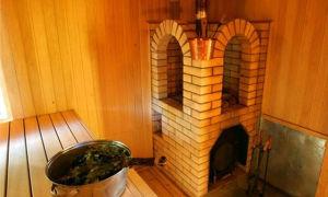 Внутренняя отделка бани — планируем не спеша