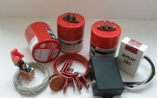 Системы пожаротушения для частного дома