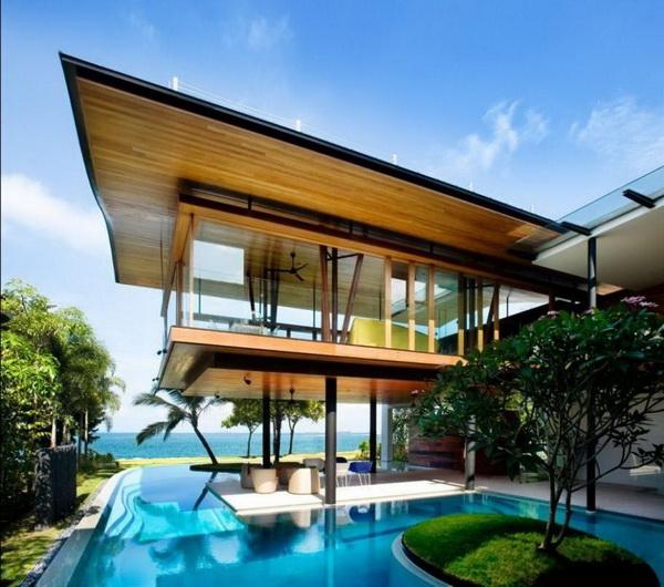крыши частных домов фото 1
