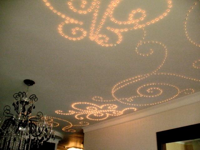 """Потолок - это """"лицо"""" любого помещения, в котором долгое время находятся хозяева или гости"""
