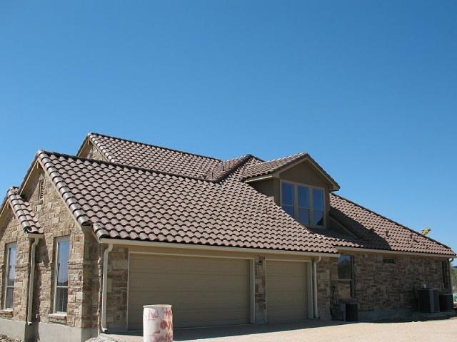 Простая крыша - надежная крыша - в любом проекте это верно