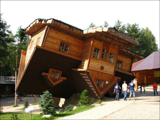 Необычный дом из Поморского воеводства (Польша)