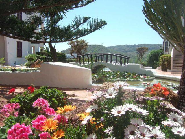 Дизайн двора частного дома - фото 1