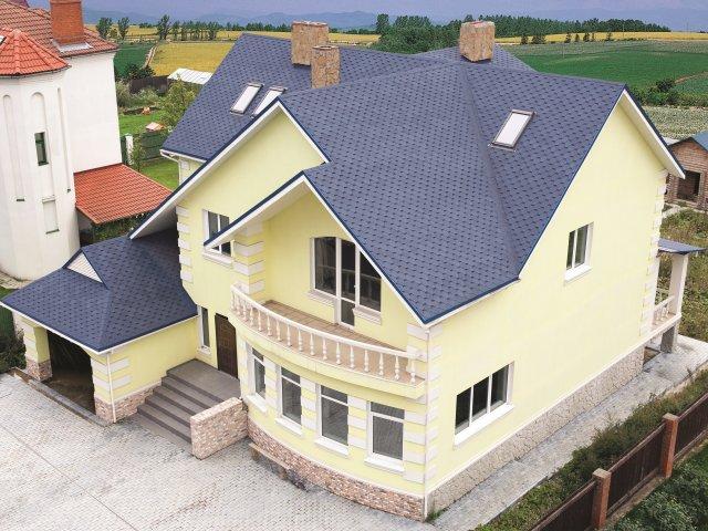 Необычная крыша 0