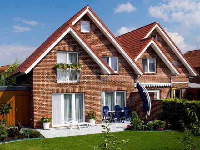 Материал для отделки фасада жилого дома