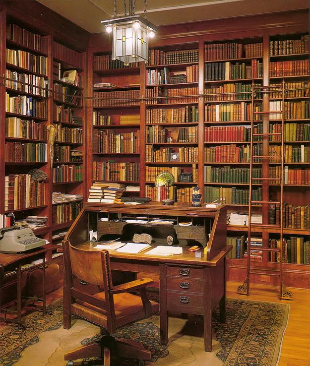 Домашняя библиотека фото 1