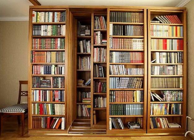 Домашняя библиотека фото 7
