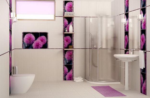 Дизайн интерьера ванной комнаты фото 3