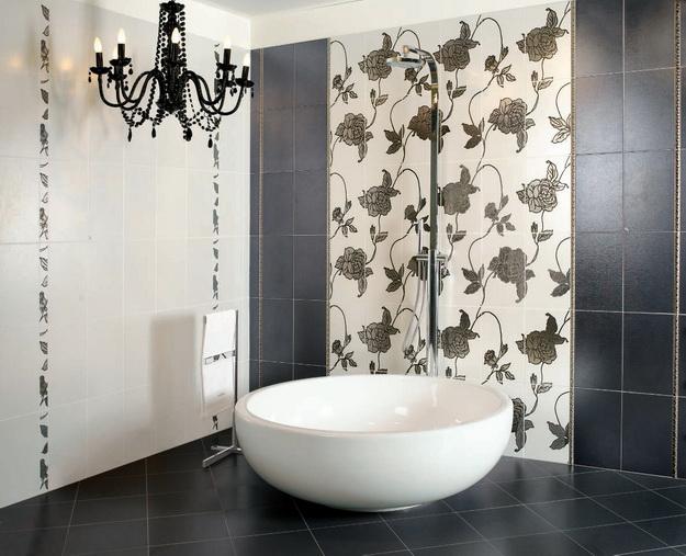 Дизайн интерьера ванной комнаты фото 7