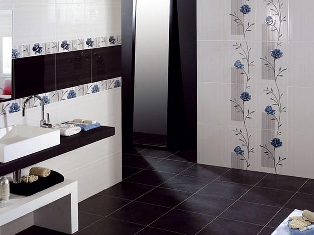 Дизайн интерьера ванной комнаты фото 9