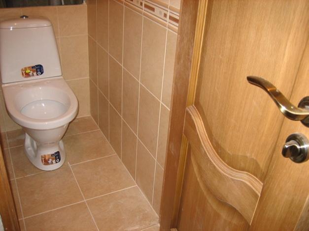 Дизайн раздельного туалета 3