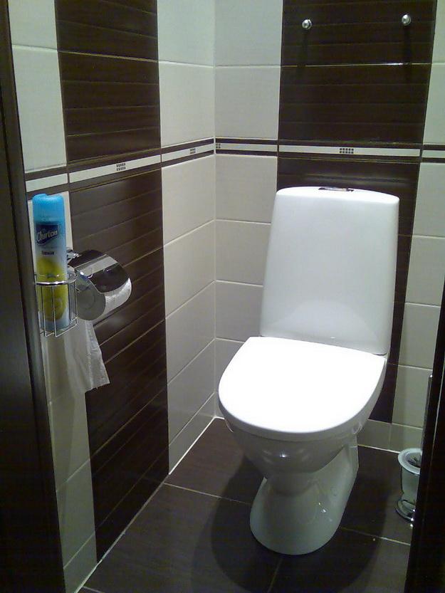 Туалет в панельном доме дизайн фото