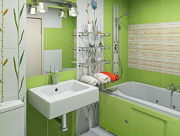 Ванная комната в хрущевке 5