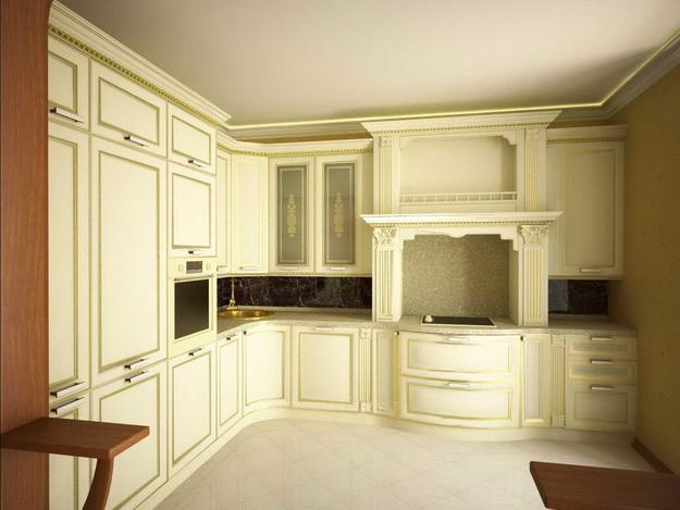 Идет ли современной кухне классический дизайн 1