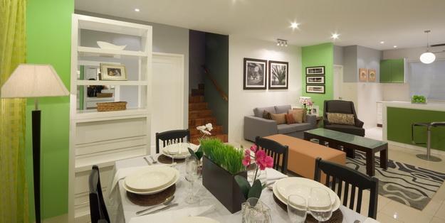 Находки дизайна – кухня и столовая в одном помещении 6