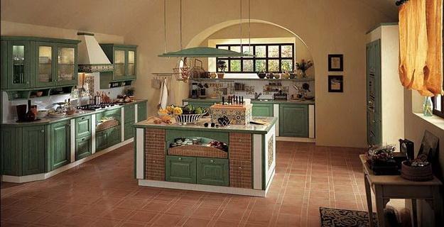 Современный дизайн кухни студии - кто во что горазд 7