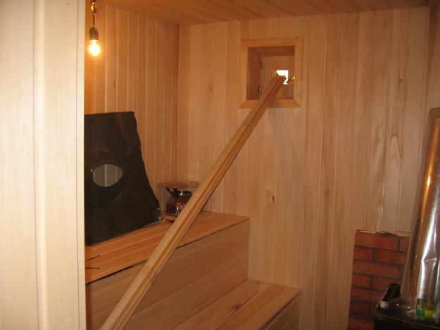 Обшивка бани внутри вагонкой - индивидуальный банный дизайн 1