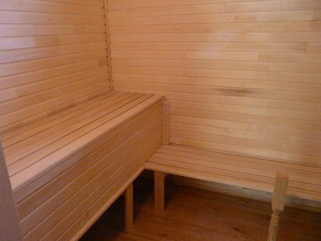 Обшивка бани внутри вагонкой - индивидуальный банный дизайн 3