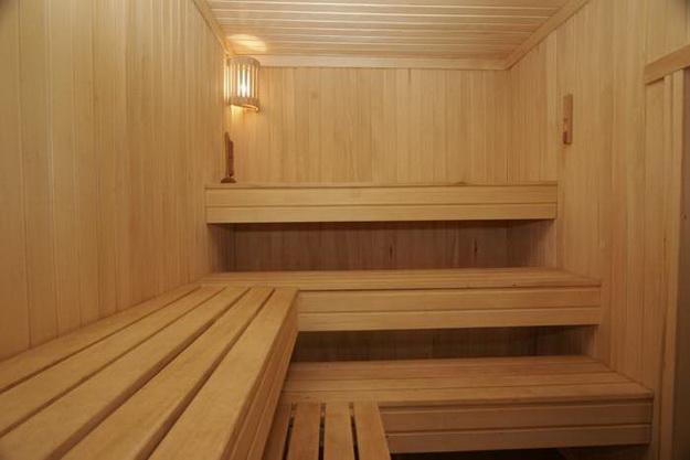 Обшивка бани внутри вагонкой - индивидуальный банный дизайн 4