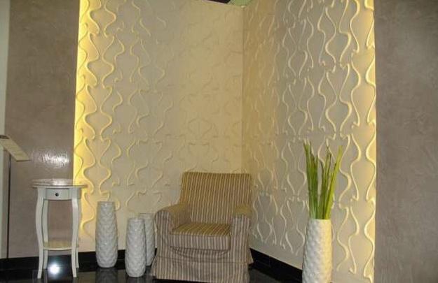 Используем панели стеновые бамбуковые в интерьере квартиры и дома 1
