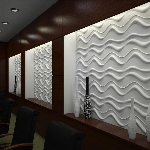 Используем панели стеновые бамбуковые в интерьере квартиры и дома 3