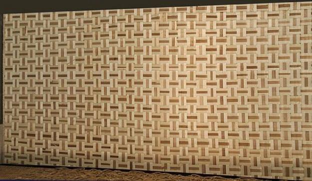 Используем панели стеновые бамбуковые в интерьере квартиры и дома 4