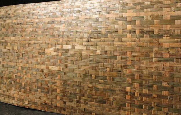 Используем панели стеновые бамбуковые в интерьере квартиры и дома 6