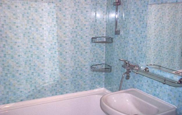 Пошаговый монтаж ПВХ панелей в ванной 2