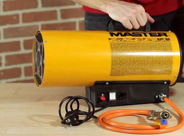 Какие газовые тепловые пушки подойдут для дачи - отзывы дачников 8