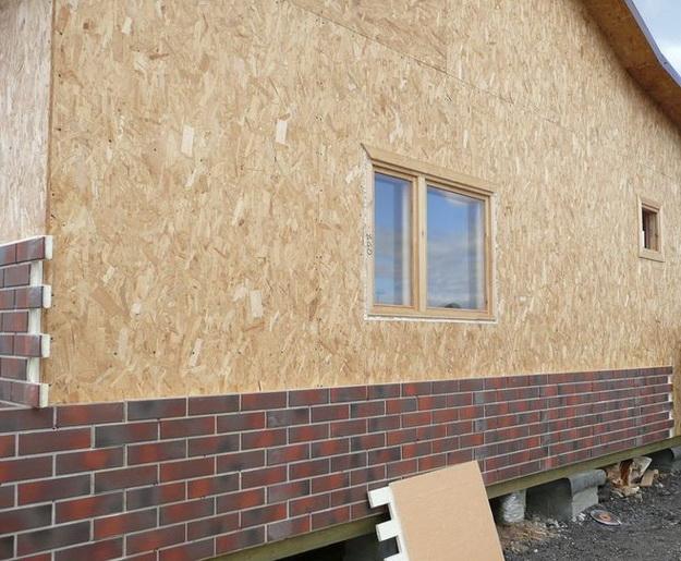 Декоративные панели для наружной отделки дома 1