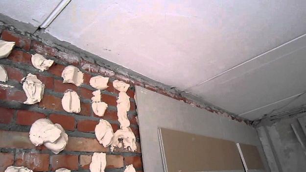 Гипсокартон на стены без каркаса - пошаговый монтаж, обшивка стен и выравнивание 1