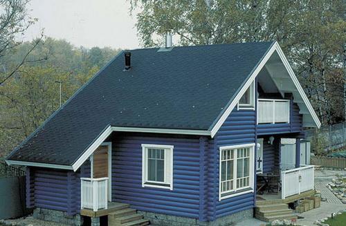 После отбраковки можно покрыть крышу на даче мягкой битумной черепицей вполне приличного качества.