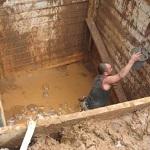 Дачная канализация без откачки своими руками - из бетонных колец 1