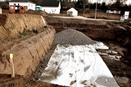 Как поднять участок с высоким уровнем грунтовых вод – понижаем УГВ 4